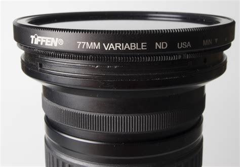 nd filter tiffen variable lens ephotozine performance landscape