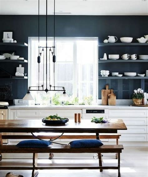 id馥s couleurs cuisine couleur bleu petrole peinture maison design bahbe com