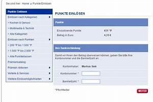 Payback Punkte Aufs Konto : so machen sie ihre payback punkte zu bargeld ~ Eleganceandgraceweddings.com Haus und Dekorationen