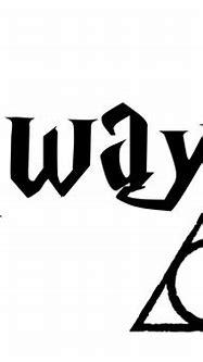 Harry Potter Always Printable 8x10