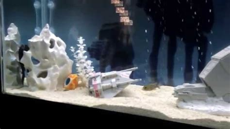 Wars Fish Tank Decorations by Wars Cichlid Fish Tank