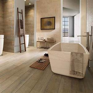 Carrelages Salle De Bain : bien choisir son parquet pour la salle de bains marie claire ~ Melissatoandfro.com Idées de Décoration