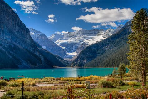 The Beauty Of Lake Louise, Banff Canada