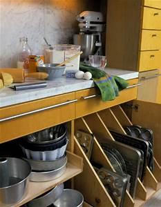 Clever Cabinet Storage Ideas