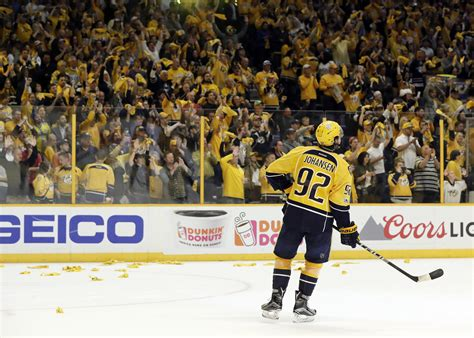 Nashville Predators Picture by History Made Clinching Western Finals Berth Preds Now