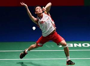 Badminton: World champion Momota reaches Japan Open final ...