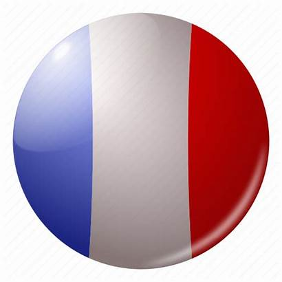 France Flags Italy Flag Circle French Round