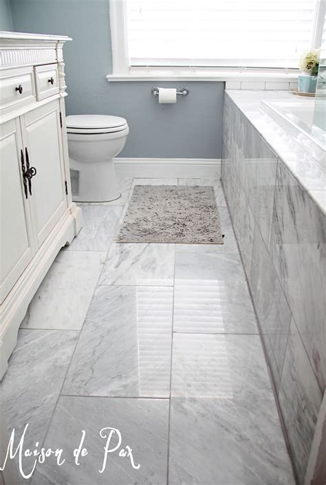 Badezimmer Bodenfliesen by 27 Pictures And Ideas Craftsman Style Bathroom Tile