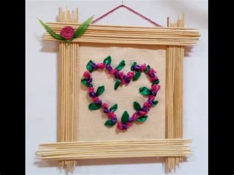diy handmade decoration     frame