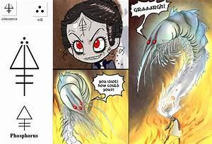 Alchemy Symbols 3 GunnerKrig court by DemonicClone on ...