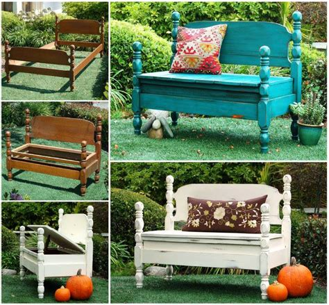 Bed Into Bench by Wonderful Diy Upcycled Dresser Bench
