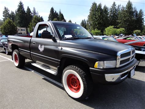 dodge ram  pickup truck homeless outreach