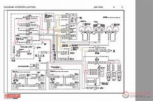 Kenworth T800 P94 1382 Electric Diagram