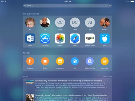 spotlight search iphone what is spotlight search how to your or iphone