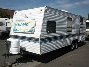 1998 Fleetwood Mallard Travel Trailer Rvs For Sale