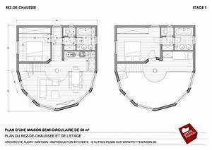plan maison ronde segu maison With plan de maisons gratuit 6 une maison en bois ronde et ecologique travaux