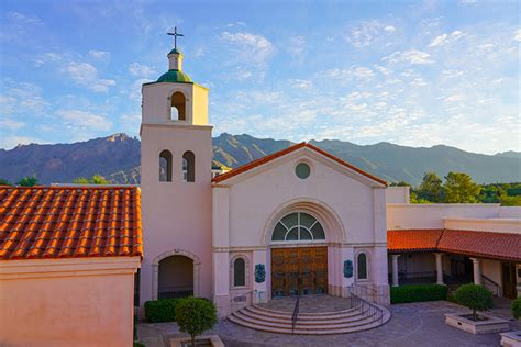exteriors st the apostle parish tucson az 165   DAN01143r