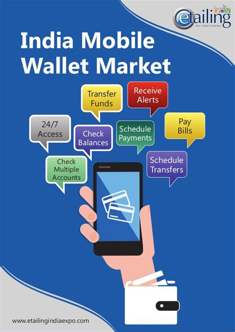 Mobile India by Etailing India Launches India Mobile Wallet Market 2015