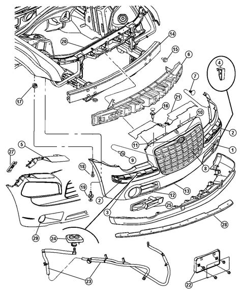 2007 Chrysler Town And Country Parts by Chrysler Town And Country Parts Diagram Car Interior Design