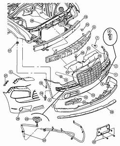 Exploded View 2002 Chrysler Town Country Manual