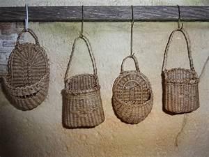 Basketcase, Miniatures, Some, Wall, Hanging, Baskets