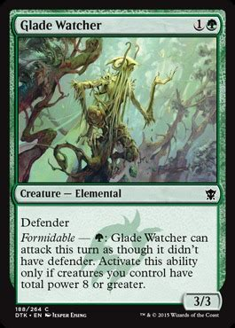 mtg green defender deck what s the dragons of tarkir pack 1 1 with huey