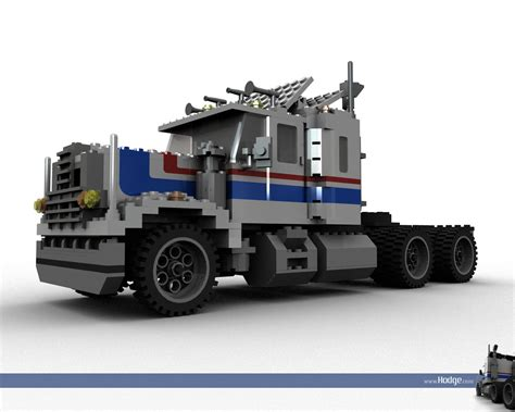 lego truck lego truck by l x on deviantart