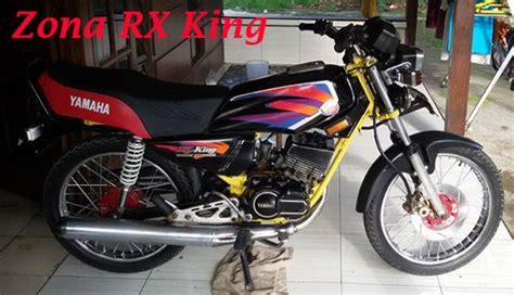 Modif Rx King Orange by Berkreasi Dengan Rx King Modif Retro Untuk Tilan Rx
