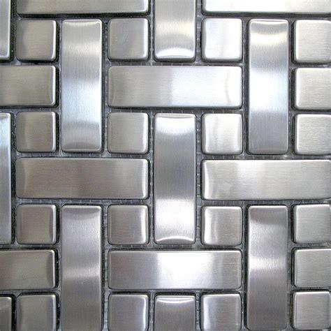 how to clean the floor tiles metal mosaics tile metal tile dttiles com