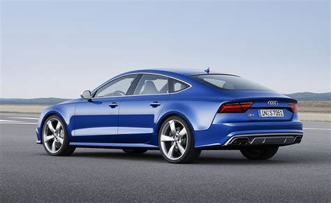 2018 Audi S7 Sportback Photos Specs And Review Rs