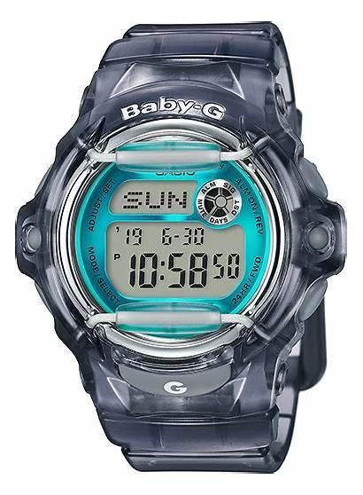 Shock Bg169r Casio 8b Watches Teal Digital