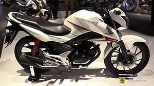Honda 125 Cbf 2017 : 2017 honda cb125f cbs walkaround 2016 eicma milan youtube ~ Medecine-chirurgie-esthetiques.com Avis de Voitures