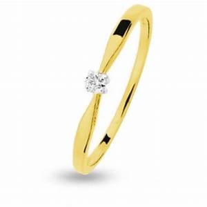 bague de fiancaille femme en or pas cher bijoux a la mode With bague en or pas cher