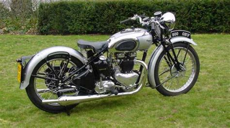 Triumph Tiger 100 by 1939 Triumph Tiger 100 Classic Motorcycle Pictures