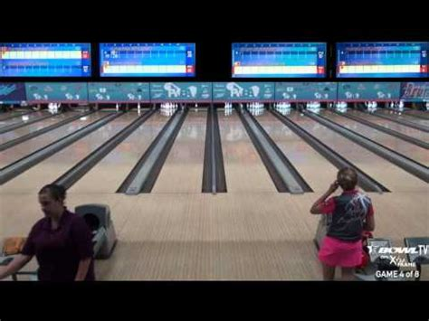 2015 Bowlmor AMF US Women's Open - Qualifying Round 1 Squad A