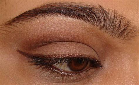 makeup  brown eyes