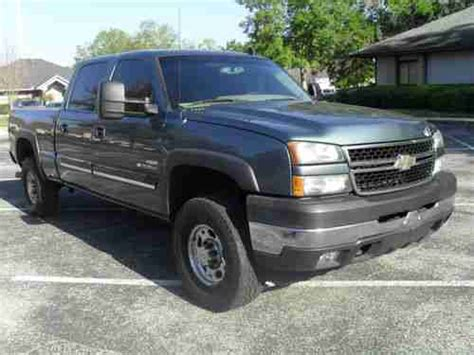 automobile air conditioning service 2006 chevrolet silverado 2500 electronic throttle control purchase used 2006 chevrolet silverado 2500 hd lt crew cab pickup 4 door 6 6l in jacksonville