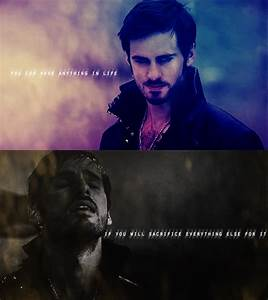 Captain Hook - Once Upon A Time Fan Art (33147159) - Fanpop