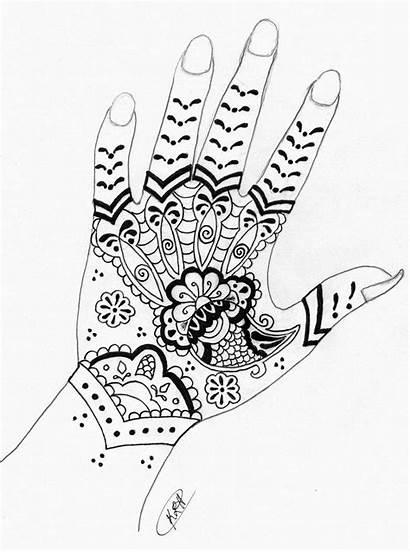 Designs Henna Tattoo Mehndi Hand Drawing Tattoos
