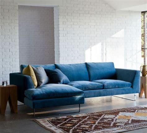 canapé le plus confortable 1000 idées à propos de canapé en velours sur