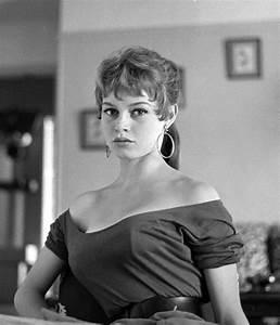 Brigitte Bardot, short hair | Celebrity Pictures | Pinterest