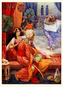 17 Best images about arabian nights illustrations on ...