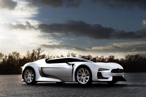 A Picture Of A Cool Car Citroen S Gt Supercar Pictures Evo
