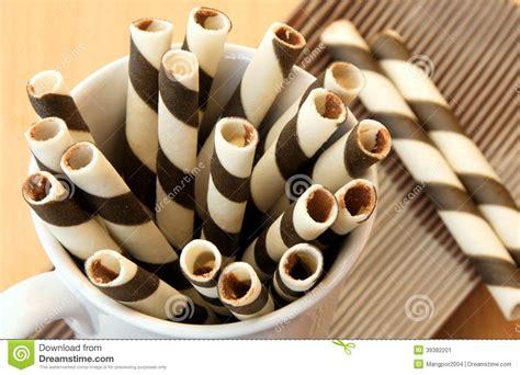 Stik Loli Popcake Coklat chocolate stick wafers stock image image of chocolate