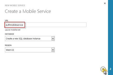 create a phone wp authenticate microsoft account