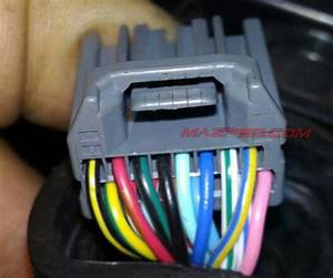 Warna Kabel Body Honda Grand