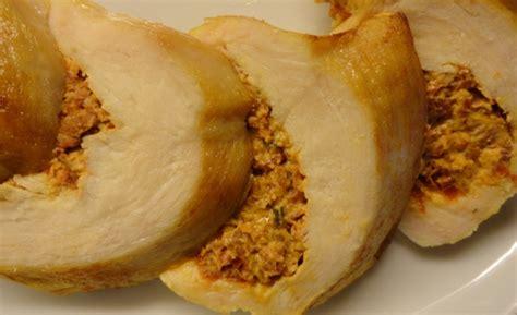 cuisine basse temperature philippe baratte blancs de volaille farcis aux saveurs de toscane blogs