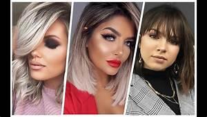 Coupe De Cheveux Femme Tendance 2019 : coupe de cheveux femme tendance 2019 2020 2019 ~ Melissatoandfro.com Idées de Décoration