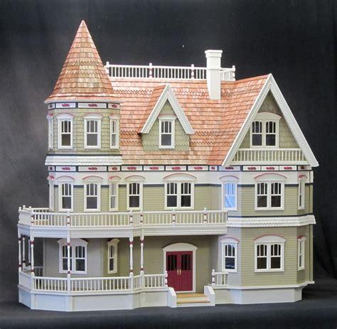 construction   queen anne dollhouse dreams