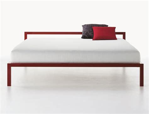 bettgestell ohne kopfteil mdf italia aluminium bed bett